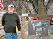 Anthony Cristaldi visits Woodbury Reports