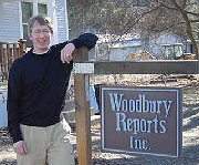 Dan Schaefer Visits Woodbury Reports