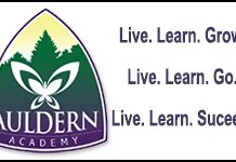 Auldern Academy, Live, Learn, Succeed